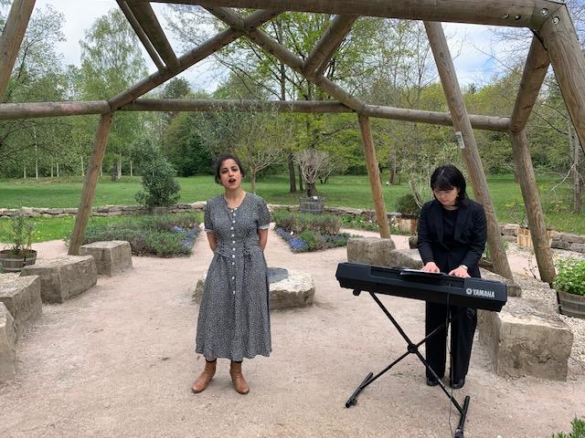 Musik zum Wochenende aus dem BUSTAN